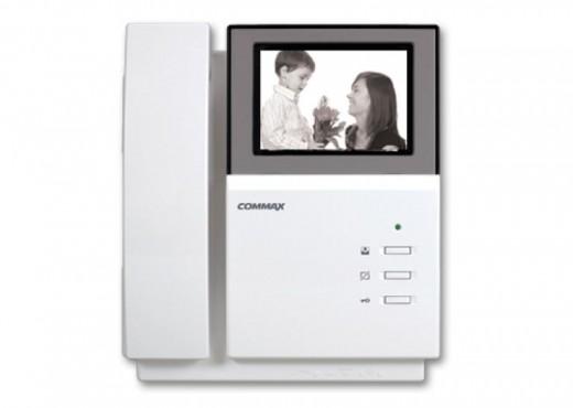 На фото представлен монитор видеодомофона «Сommax» DPV