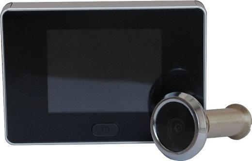 Практически все модели видеоглазков оснащены монитором