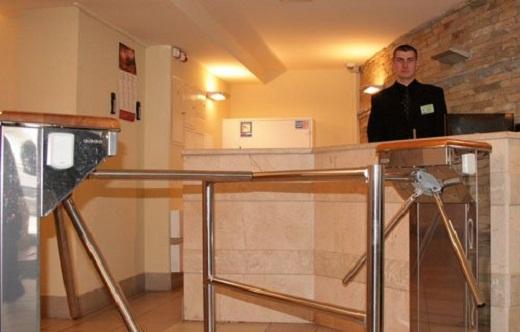 ЧОП Витязь осуществляет также охрану офисов