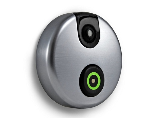 На снимке представлен датчик движения со звуковым сигналом