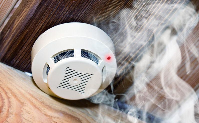 автономные датчики дыма