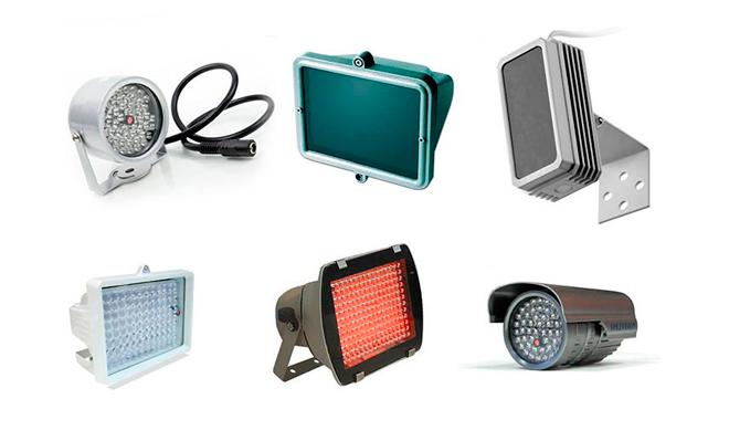 ик прожекторы для видеонаблюдения