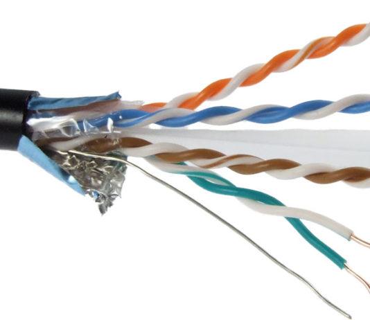 кабель для домофона