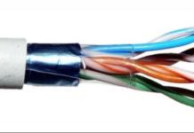 кабель для видеодомофона