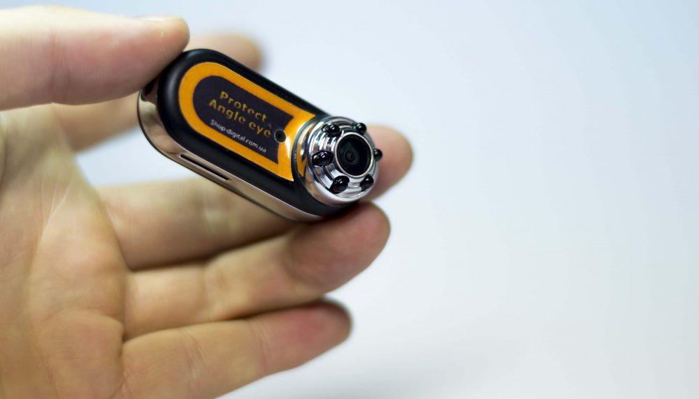 мини-камеры с датчиком движения и записью на флешку
