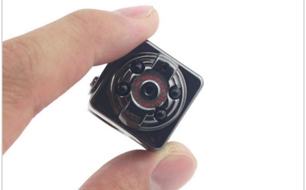 портативная видеокамера с датчиком движения