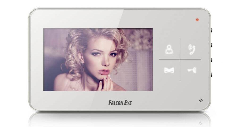 видеодомофон falcon eye