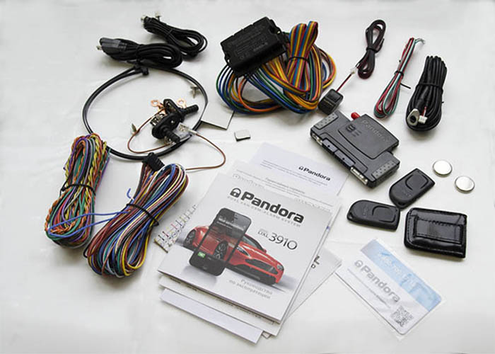 Автосигнализация Пандора DXL 3910: обзор,отличия в версиях, технические характеристики и отзывы