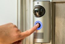Видеозвонок на дверь в квартиру