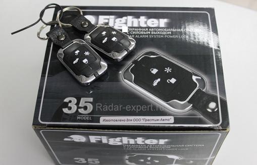 Сигнализация FIGHTER - инструкции, схемы, описание, возможности и инструкция по ее использованию