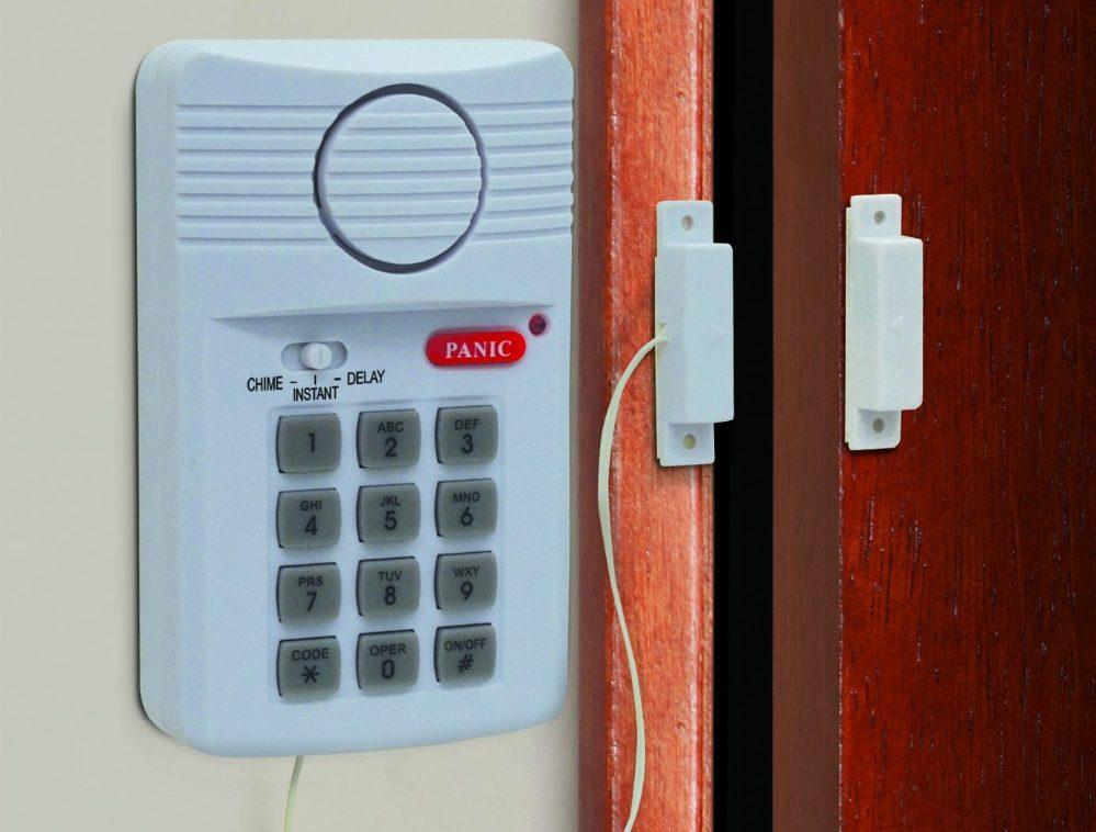 сигнализация для двери