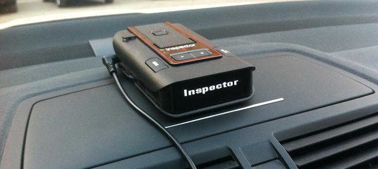 Inspector RD X3 Tau