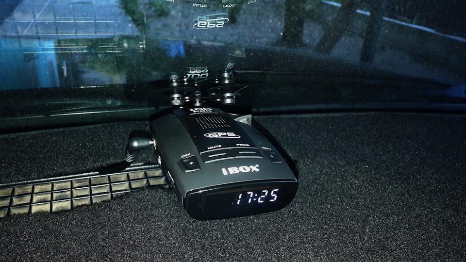 ibox pro 100 gps