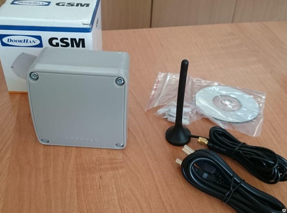 gsm модуль для шлагбаума