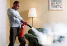 огнетушитель для дома