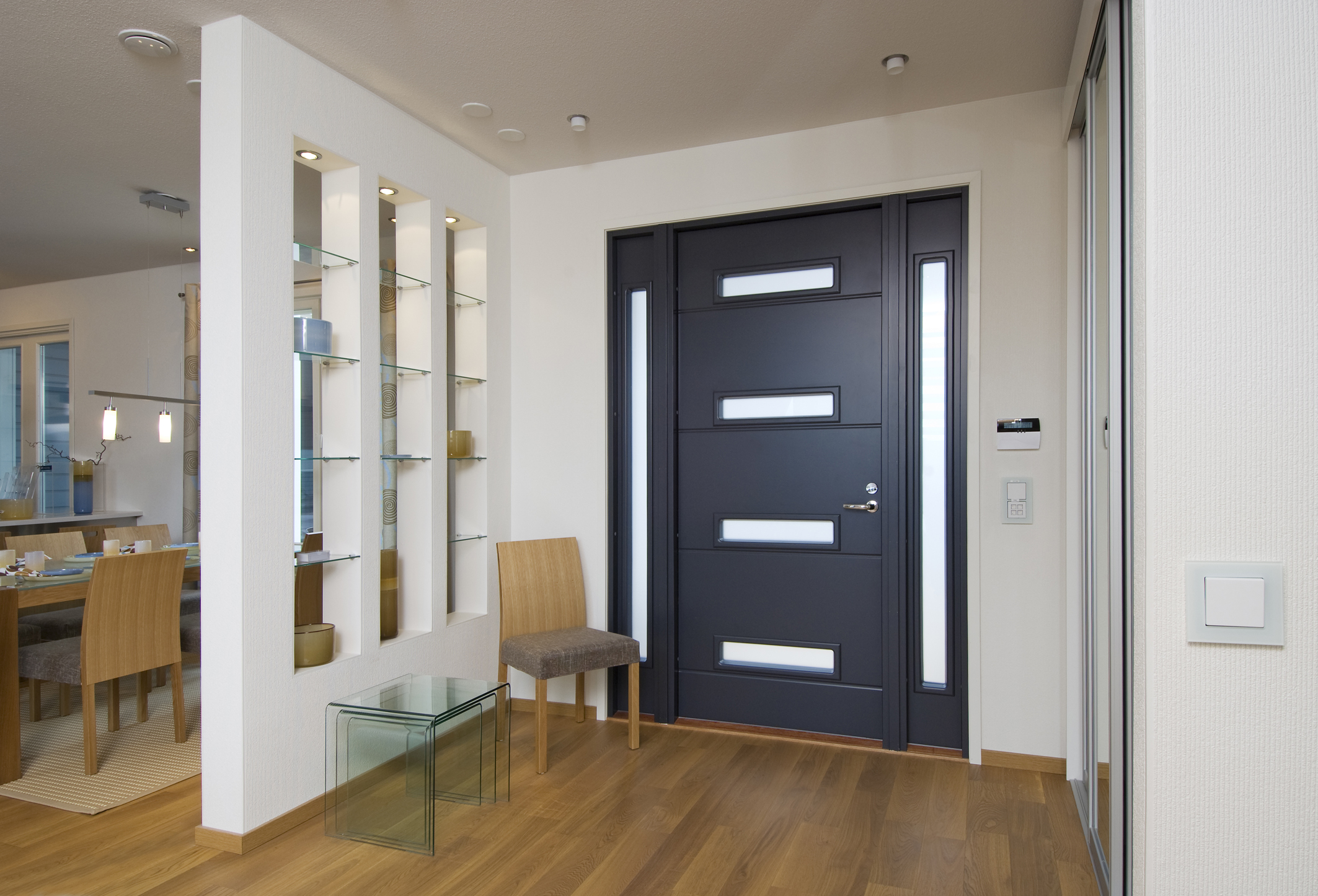 Входная дверь в квартиру